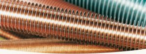 Non Destructive Testing of Finned Copper Tube