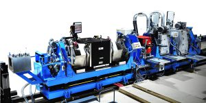 NDT Custom Systems with Multiple technologies