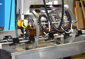 NDT for Weld Line Testing