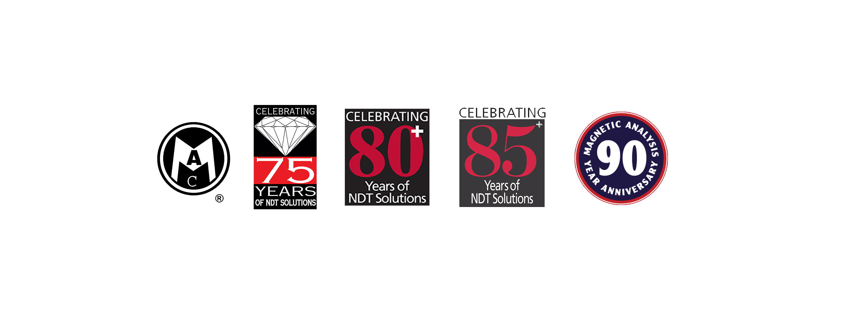 90 Years in the Business of NDT