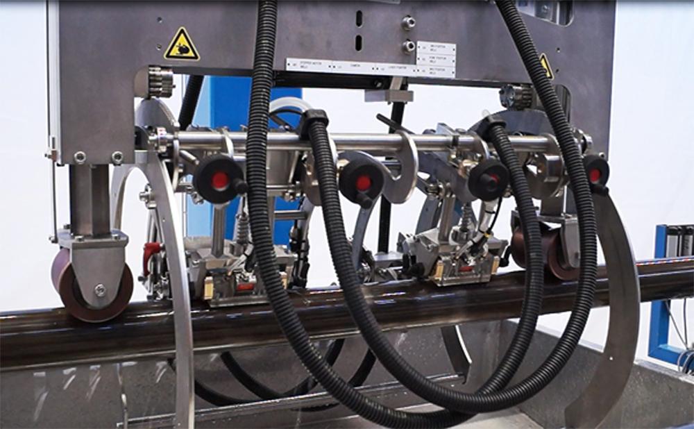 Echomac 174 Weld Line Tester Magnetic Analysis Corporation