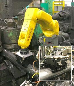 Echomac® PA Tube Weld Tester